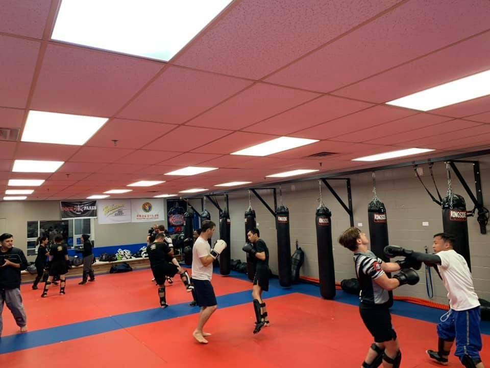 Fitness KB 1, White Tiger Martial Arts  Wayne, NJ