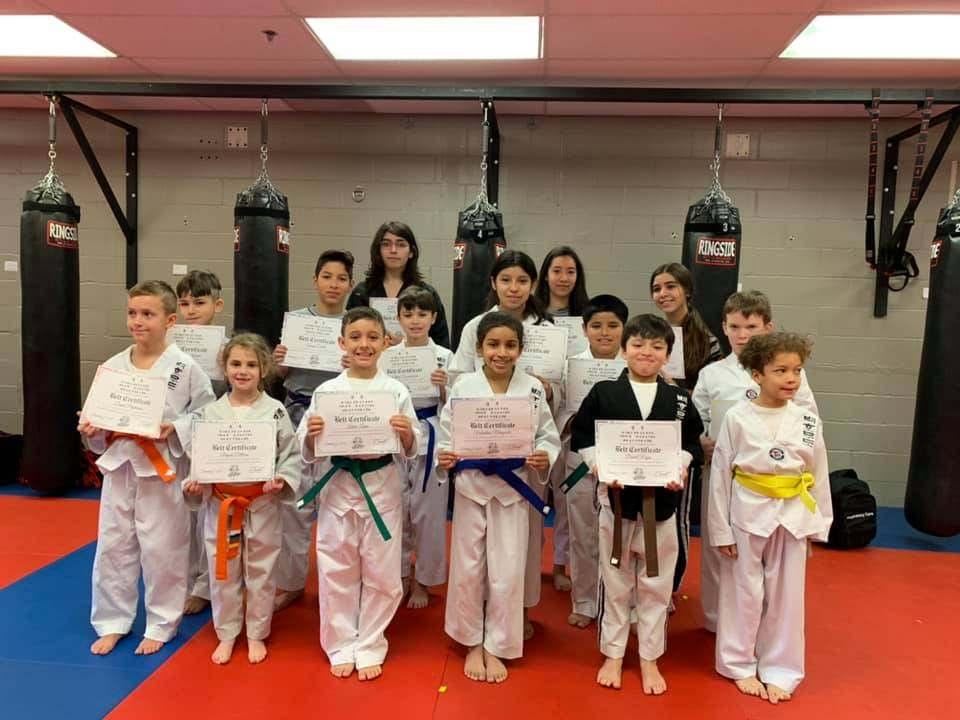 Kids MA 3, White Tiger Martial Arts  Wayne, NJ