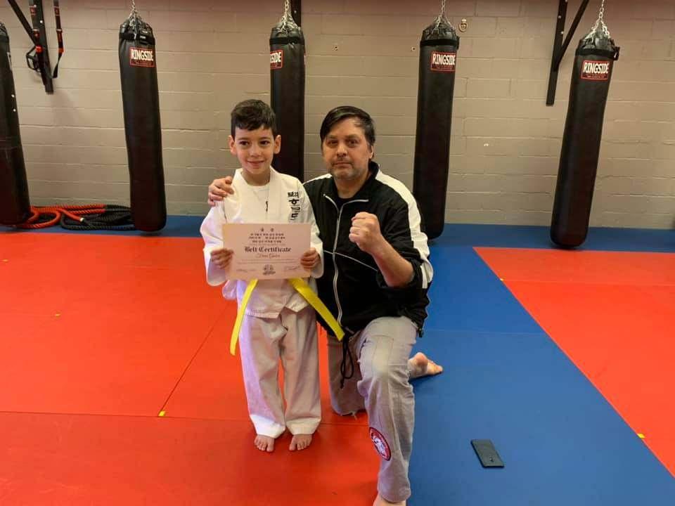 Kids MA, White Tiger Martial Arts  Wayne, NJ