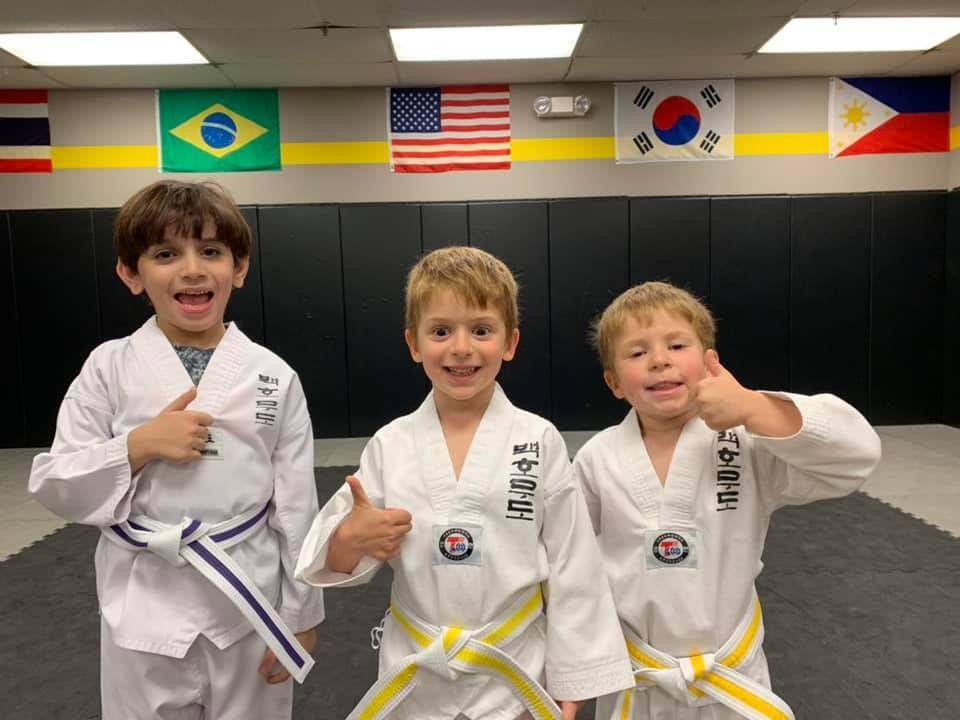 Kids MA 2, White Tiger Martial Arts  Wayne, NJ