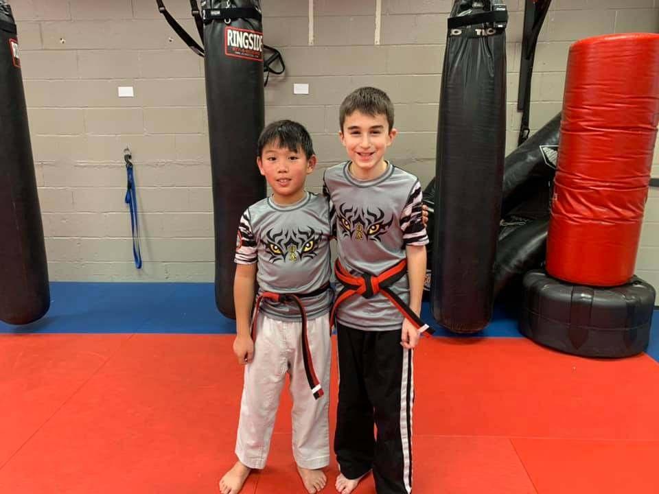 Kids Bjj, White Tiger Martial Arts  Wayne, NJ