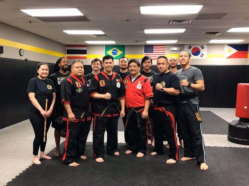 Adult Eskrima 1, White Tiger Martial Arts  Wayne, NJ