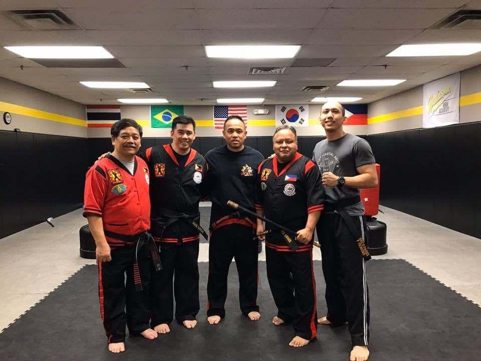 Adult Eskrima, White Tiger Martial Arts  Wayne, NJ